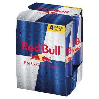 Red Bull Energy Drink 4 x 250ml