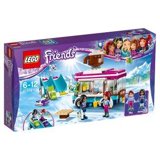 LEGO FRIENDS Dodávka s horkou čokoládou v zimním středisku 41319