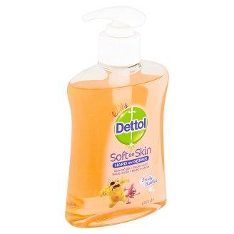 Dettol Kids Ovocné bubliny tekuté mýdlo 250ml