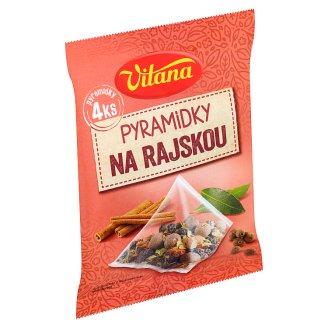 Vitana Rajská omáčka pyramidky koření 4 x 5g