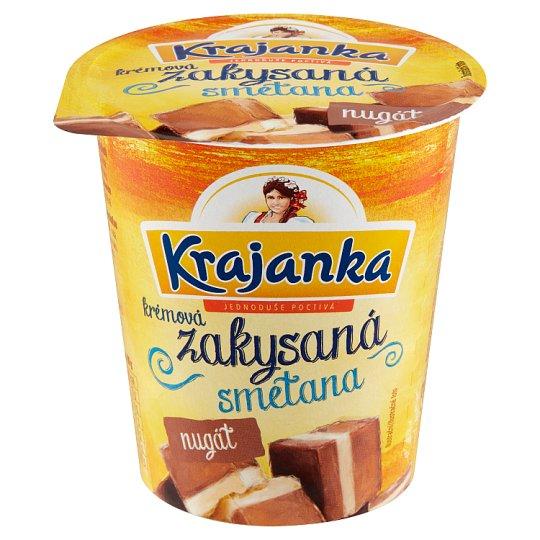Krajanka Sour Cream with Nougat Flavour 130g
