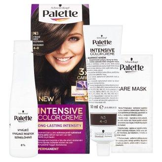 image 2 of Schwarzkopf Palette Intensive Color Creme Hair Color Medium Brown N3