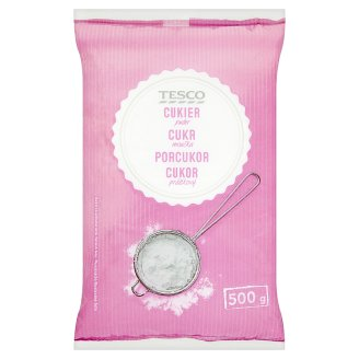 Tesco Cukr moučka 500g