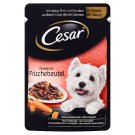 Cesar Delicious Beef with Carrot 100g