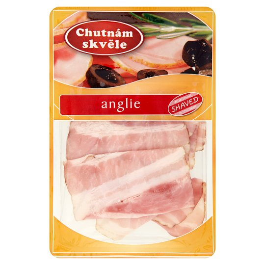 Le & Co Anglická slanina shaved 100g