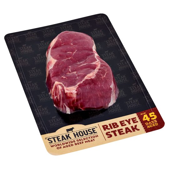 Steak House Rib Eye Steak