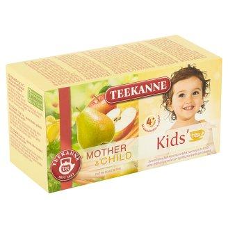 TEEKANNE Kids Tea 4+, Fruit-Herbal Tea, 20 Bags, 45g