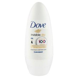 Dove Invisible Dry Anti-Perspirant Deodorant Roll-On 50ml