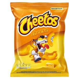 Cheetos Extrudovaný kukuřičný výrobek s příchutí sýra 43g