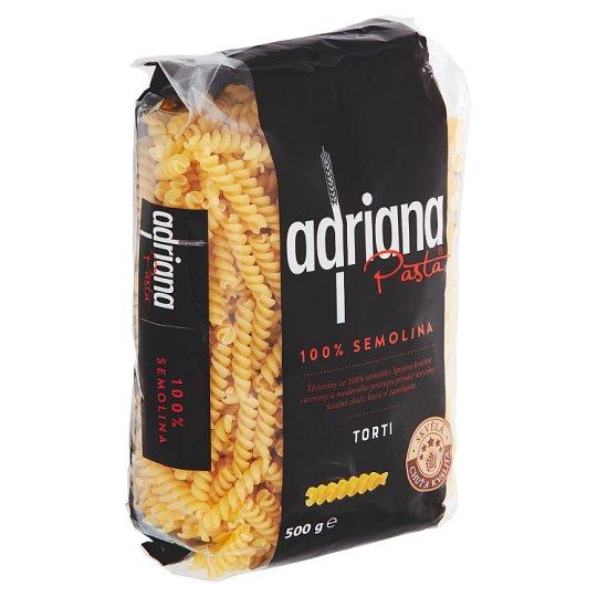 Adriana Classica Torti Pasta Semolina Dried 500g