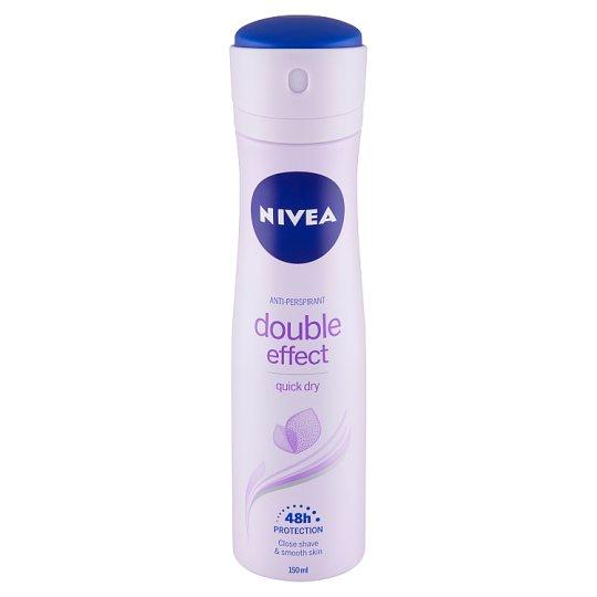 Nivea Double Effect Sprej antiperspirant 150ml
