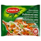 Vinica Deep Frozen Soup Mix with Parsley 350g