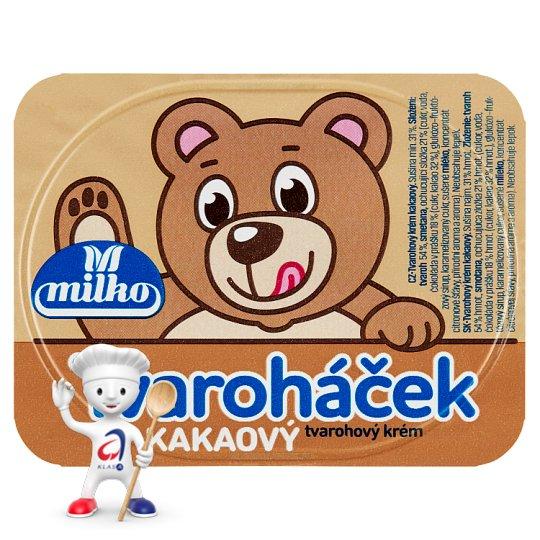 Milko Tvaroháček Kakaový tvarohový krém 90g