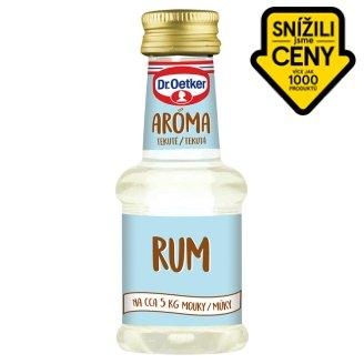 Dr. Oetker Aroma rumové 38ml