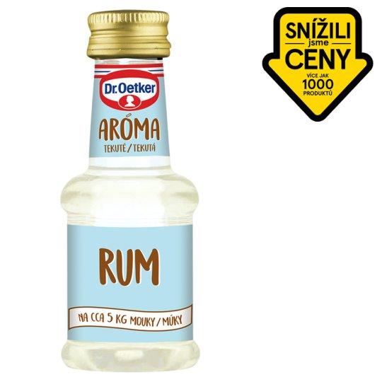 Dr. Oetker Liquid Rum Aroma 38ml