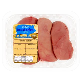 Tesco Fresh Pork Offal Kidneys