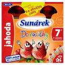 Sunárek Do Ručičky With Strawberries 4 x 90g