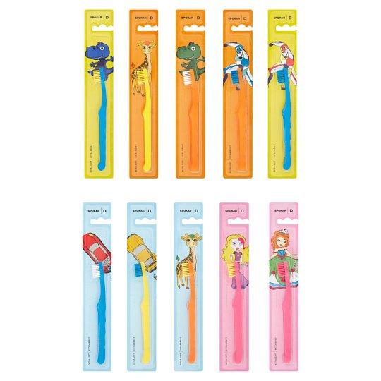 Spokar D Children's Toothbrush Extra Soft