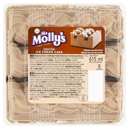 Ms Molly's Mražený krém kakaový s kakaovou polevou 615ml