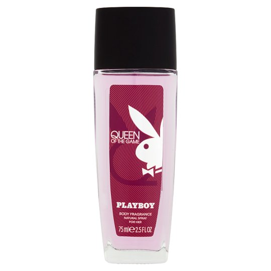 Playboy Queen of the Game deodorant natural sprej 75ml