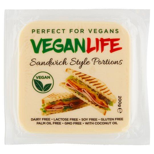 Vegan Life Gouda Style Block 200g