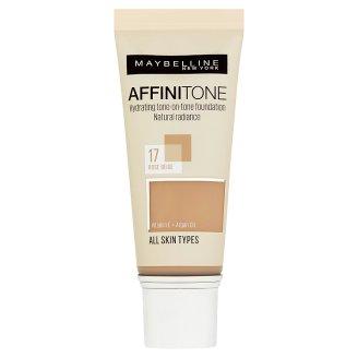 Maybelline Affinitone Rose Beige 17 hydratační make-up 30ml