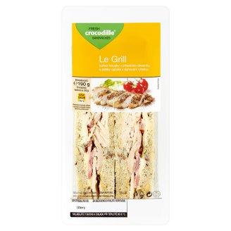 Crocodille Le Grill Sandwich 190g