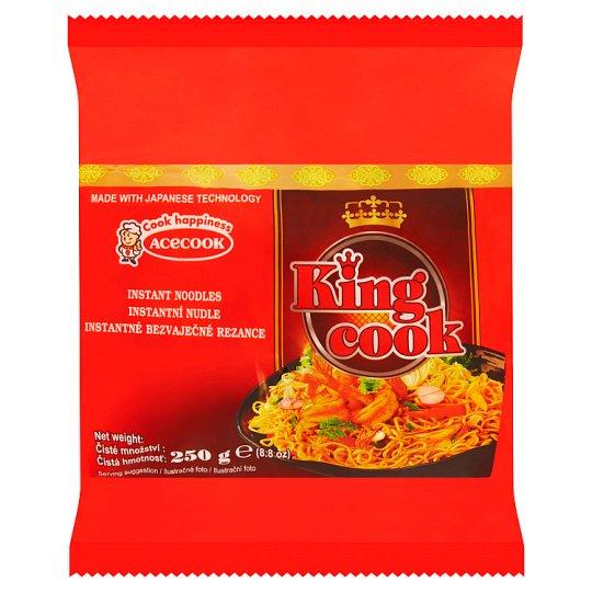 King cook Instantní nudle 250g