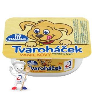 Milko Tvaroháček Cheesecake Cream with Vanilla Flavour 90g