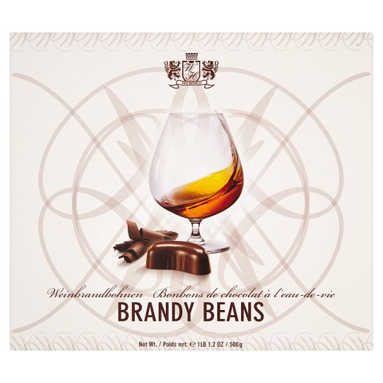 Plain Chocolates with Brandy Liqueur 500g