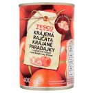 Tesco Sliced Tomatoes in Tomato Juice 400g