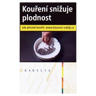 Karelia Cigarety s filtrem 20 ks