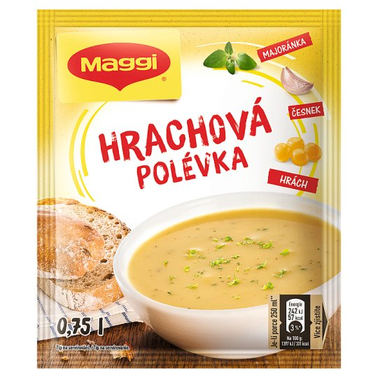 MAGGI Hrachová polévka sáček 52g