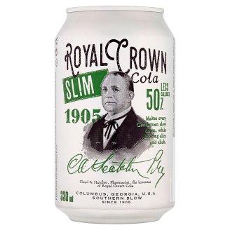 Royal Crown Cola Slim 330ml