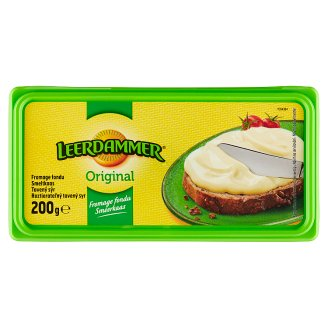 Leerdammer Processed Cheese Original 200g