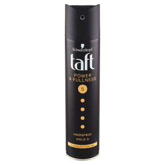 Taft Power & Fullness lak na vlasy Mega Strong 5 250ml