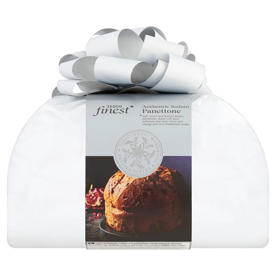 Tesco Finest Authentic Italian Panettone 750g