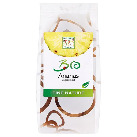 The Fresh Company Organic Dried Pineapple 100g