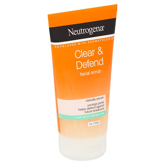 Neutrogena Visibly Clear Spot Proofing vyhlazující peeling 150ml
