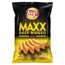 Lay's Maxx Smažené bramborové lupínky solené 140g