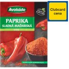 Avokádo Paprika sladká maďarská mletá 25g