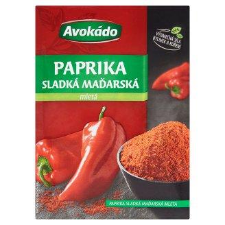 Avokádo Hungarian Sweet Paprika Powder 25g