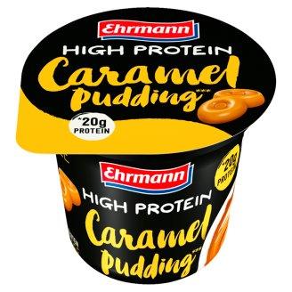 Ehrmann High Protein Caramel Pudding 200g