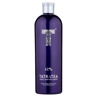 Karloff Tatratea 62% likér s čajovým extraktem 700ml