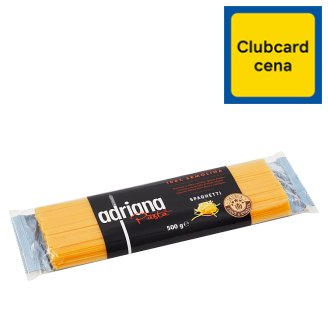 Adriana Spaghetti těstoviny semolinové sušené 500g