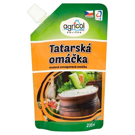 Agricol Tatarská omáčka 230ml