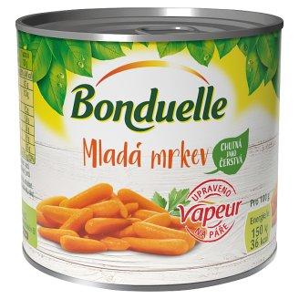 Bonduelle Vapeur Mladá mrkev 155g