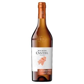 Maison Castel Chardonnay bílé víno polosuché 750ml