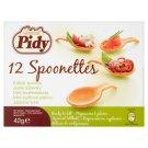 Gourmet Pidy Edible Spoons 12 pcs 88g