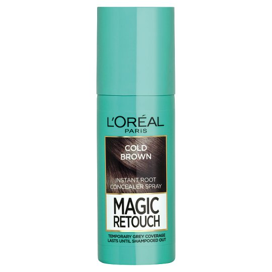 L'Oréal Paris Magic Retouch Instant Root Concealer Spray Cold Brown 75ml